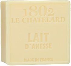 Parfums et Produits cosmétiques Savon - Le Chatelard 1802 Soap Milk