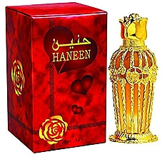 Parfums et Produits cosmétiques Al Haramain Haneen - Huile de Parfum