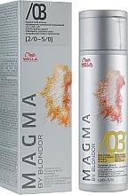Parfums et Produits cosmétiques Poudre décolorante pigmentée - Wella Professionals Magma by Blondor