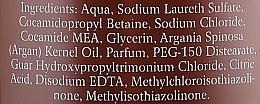 Nettoyant à l'huile d'argan pour mains et corps - Xpel Marketing Ltd Argan Oil Moisturizing Hand Body Wash — Photo N2