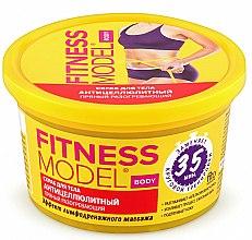 Parfums et Produits cosmétiques Gommage corporel réchauffant anti-cellulite - Fitokosmetik Fitness Model Body Scrub