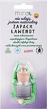 Parfums et Produits cosmétiques Désodorisant pour voiture Lavande - Mira
