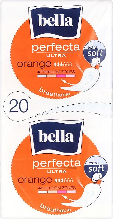 Protège-slips, 20pcs - Bella Perfecta Ultra Orange