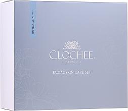 Parfums et Produits cosmétiques Coffret cadeau - Clochee Facial Skin Care Moisturising Set (ser/30ml + eye/cr/15ml + candle)