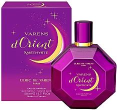 Parfums et Produits cosmétiques Ulric de Varens D'orient Amethyste - Eau de parfum