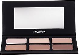 Parfums et Produits cosmétiques Palette contouring - Moira Highlight & Contour Palette