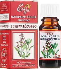 Parfums et Produits cosmétiques Huile essentielle de bois de rose 100% naturelle - Etja Natural Essential Oil