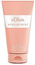 Parfums et Produits cosmétiques S.Oliver #Your Moment Women - Gel douche parfumé