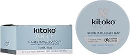 Parfums et Produits cosmétiques Argile souple modelente pour cheveux - Affinage Kitoko Arte Texture Perfect Soft Clay