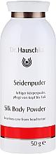 Parfums et Produits cosmétiques Poudre de soie pour le corps - Dr. Hauschka Silk Body Powder