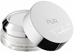 Parfums et Produits cosmétiques Poudre libre pour visage - PUR 4-in-1 Loose Setting Powder
