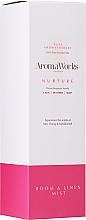 Parfums et Produits cosmétiques Spray d'ambiance, Verveine exotique et Bois de Santal - AromaWorks Nurture Room Mist