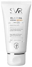 Parfums et Produits cosmétiques Crème solaire pour visage - SVR Clairial Cream SPF50+