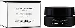 Parfums et Produits cosmétiques Crème de jour à la bave d'escargot - Vestige Verdant Absolute Hydrance Day Cream