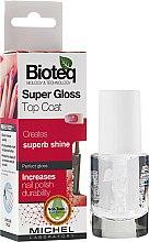 Parfums et Produits cosmétiques Top coat ultra brillant - Bioteq Super Gloss Top Coat