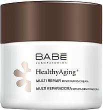 Parfums et Produits cosmétiques Crème de nuit à la vitamine C - Babe Laboratorios Healthy Aging Multi Repair Renovating Cream