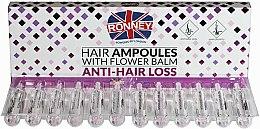 Parfums et Produits cosmétiques Ampoules anti-chute au baume floral pour cheveux - Ronney Hair Ampoules With Flower Balm Anti-Hair Loss