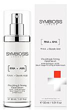 Parfums et Produits cosmétiques Sérum à l'acide glycolique pour visage - Symbiosis London Pro-Lifting & Firming Facial Serum