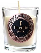 Parfums et Produits cosmétiques Bougie parfumée, Fruits sur la plage - Flagolie Fragranced Candle Fruits On The Beach