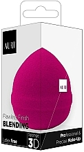 Parfums et Produits cosmétiques Éponge à maquillage, rose - Auri Flawless Finish Blending Sponge 3D