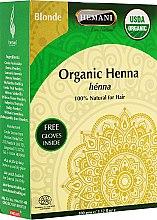 Parfums et Produits cosmétiques Henné pour cheveux - Hemani Organic Henna