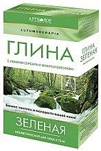 Parfums et Produits cosmétiques Argile verte cosmétique pour visage et corps - Artcolor