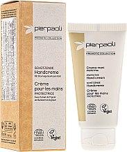 Parfums et Produits cosmétiques Crème protectrice à l'extrait de figuier de Barbarie bio pour mains - Pierpaoli Prebiotic Collection Hand Cream