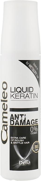 Kératine liquide en spray - Delia Cameleo Keratin