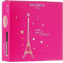 Parfums et Produits cosmétiques Bourjois - Set (mascara/8ml+blush/2.5g)