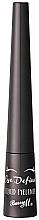 Parfums et Produits cosmétiques Eyeliner liquide - Barry M Waterproof Eye Define Liquid Eyeliner
