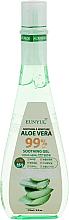 Parfums et Produits cosmétiques Gel à l'aloe vera 99% pour visage et corps - Eunyul Aloe vera Soothing Gel 99%