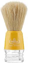 Parfums et Produits cosmétiques Blaireau de rasage, 10018, jaune - Omega