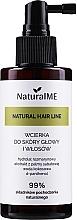 Parfums et Produits cosmétiques Lotion à l'extrait de noix de coco pour cheveux - NaturalME Natural Hair Line Lotion