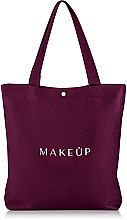 Parfums et Produits cosmétiques Sac cabas Easy Go, bordeaux - MakeUp