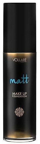 Fond de teint - Vollare Matt Make-up Foundation