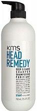 Parfums et Produits cosmétiques Shampooing purifiant à l'extrait de grenade - KMS California Head Remedy Deep Cleanse Shampoo