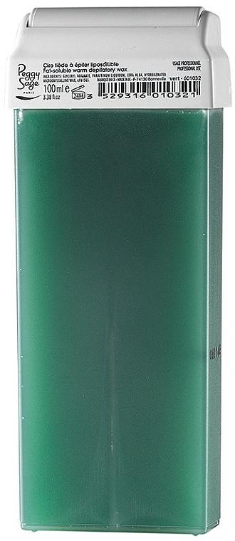 Cartouche de cire tiède à épiler - Peggy Sage Cartridge Of Fat-Soluble Warm Depilatory Wax Vert