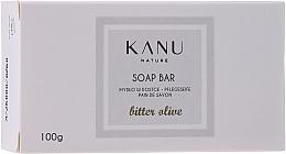 Parfums et Produits cosmétiques Savon pour mains et corps, Olive amère - Kanu Nature Soap Bar Bitter Olive