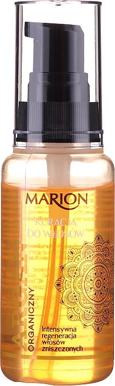 Sérum à l'huile d'argan pour cheveux - Marion Hair Treatment With Argan Oil