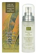 Parfums et Produits cosmétiques Frais Monde Banana Leaf And White Musk - Eau de Toilette