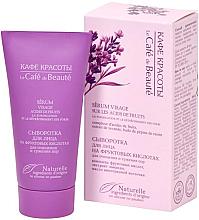 Parfums et Produits cosmétiques Sérum à l'extrait de lavande pour visage - Le Cafe de Beaute Fruit Acids Face Serum
