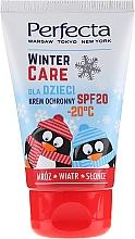 Parfums et Produits cosmétiques Crème d'hiver protectrice à l'huile d'amande pour enfants - Perfecta Winter Care Cream SPF20