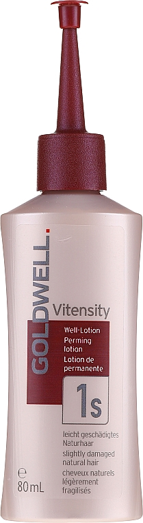 Lotion de permanente - Goldwell Vitensity Performing Lotion 1s — Photo N1