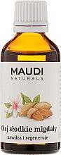 Parfums et Produits cosmétiques Huile d'amande douce - Maudi