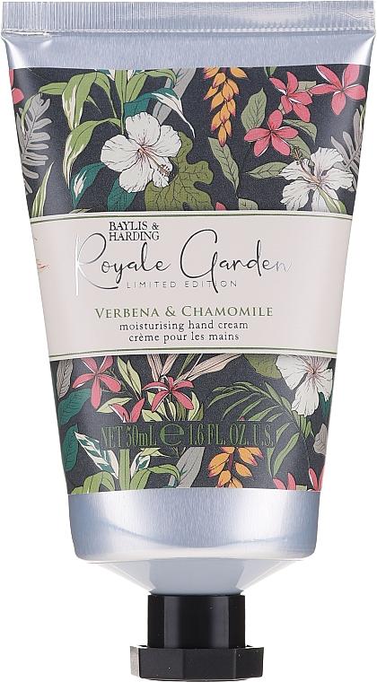 Coffret cadeau - Baylis & Harding Royale Garden Verbena & Chamomile (cond/50ml + sh/cr/100ml + shm/100ml + h/cr/50ml + bag/1pcs) — Photo N2