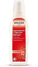 Parfums et Produits cosmétiques Lotion régénérante à la grenade pour corps - Weleda Granatapfel Regenerierende Pflegelotion