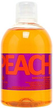 Shampooing Pêche - Kallos Cosmetics Peach Shampoo — Photo N1