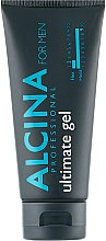 Parfums et Produits cosmétiques Gel coffant fixation extra-forte - Alcina For Men Hair Styling Ultimate Gel
