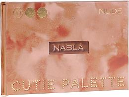 Parfums et Produits cosmétiques Palette de fards à paupières - Nabla Cutie Palette