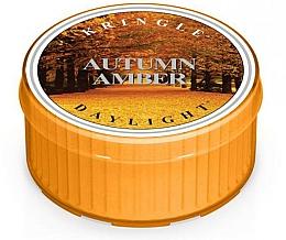 Parfums et Produits cosmétiques Bougie chauffe-plat - Kringle Candle Autumn Amber Daylight